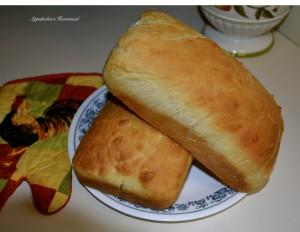 Appalachia Homestead homemade bread