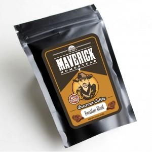 Maverick Homestead featured coffee breakfast blend
