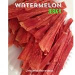 Watermelon Jerky