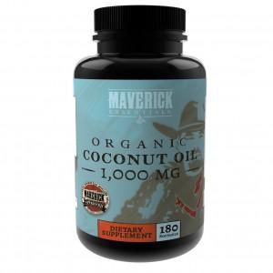 Maverick Essentials Organic Coconut Oil